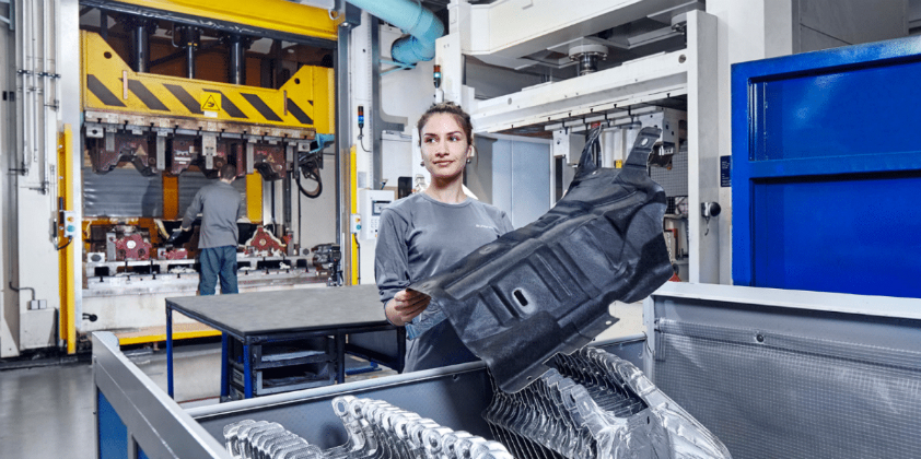 "Autoneum sets new standards with online configurator ""Acoustic Garage"""