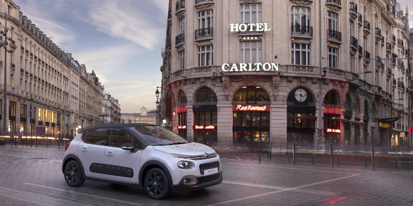 Citroën launches collector's editions of its various models to mark centenary