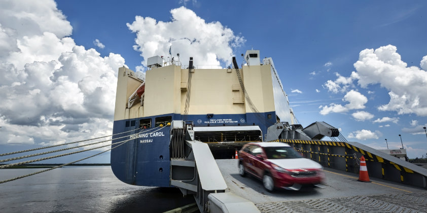 Port of Savannah records 7.5% growth in TEU count in 2018