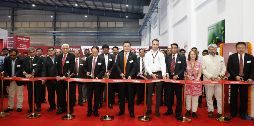 Nexteer expands its operations in India