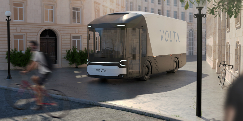 Volta Trucks partners with supplier Prodrive on electric truck
