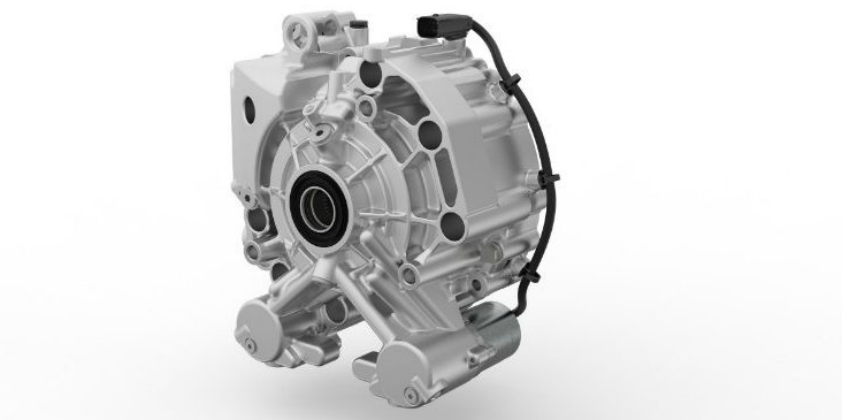 BorgWarner develops torque-vectoring dual-clutch system for EVs