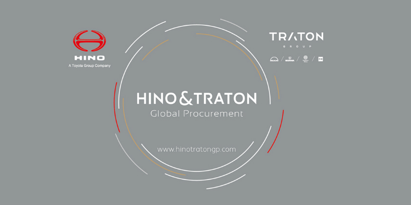 Traton and Hino set up joint procurement venture