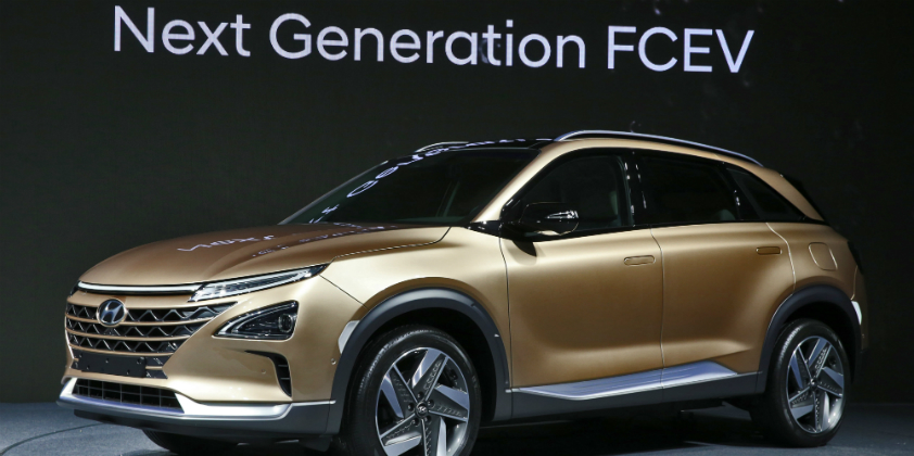 Hyundai makes strategic investments in hydrogen technology companies