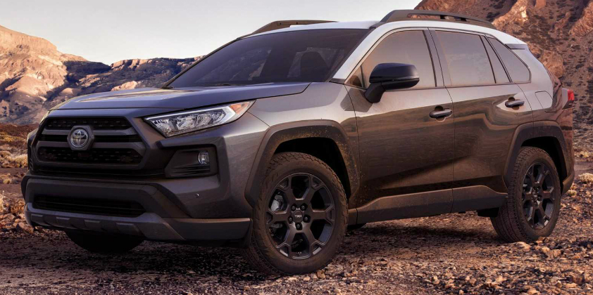FALKEN TIRES selected as the original equipment supplier to 2020 Toyota RAV4 TRD Off-Road