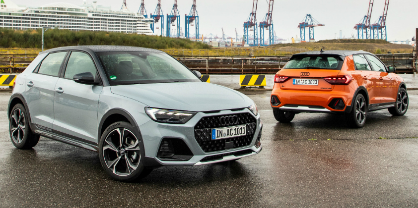 Audi promises new A1 citycarver is a 'progressive compact'