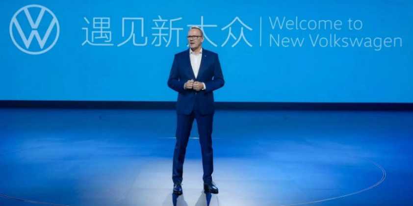 Volkswagen brand to deliver about 300,000 electrified models to Chinese customers in 2020