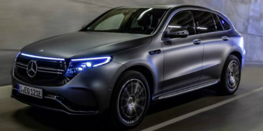 Mercedes-Benz recalls almost 1,700 EQC EVs over faulty powertrain fixings