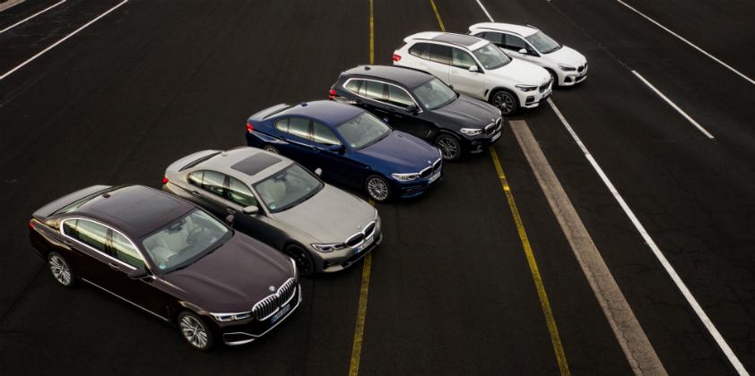 BMW's plug-in hybrid range revealed