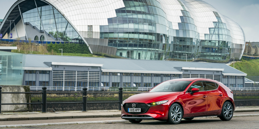 Mazda reports strong Q1 European sales