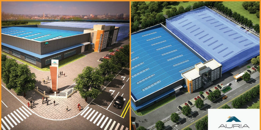 Auria Solutions Shanghai breaks ground for a new facility in Wuhan, China