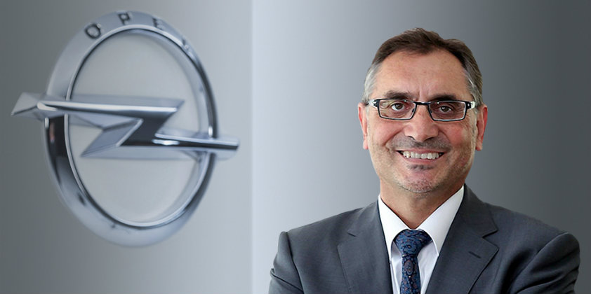 Opel names Antonio Cobo as Vice President of Manufacturing and Supply Chain