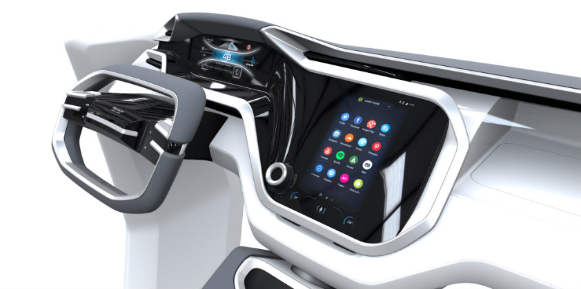 Qt to power Parrot Faurecia Automotive's digital cockpit