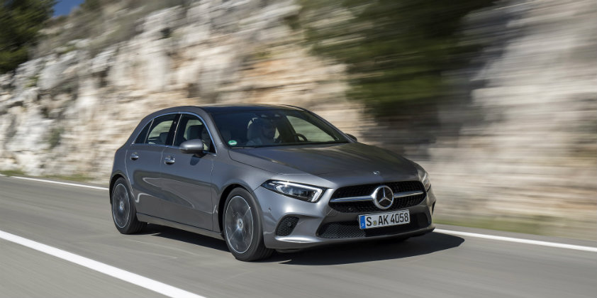 Euro NCAP names Mercedes-Benz A-Class as the safest small family car