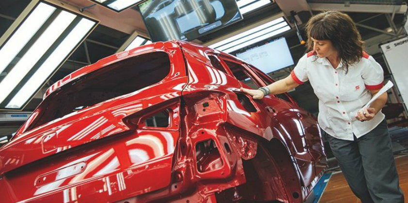 Seat's Martorell plant rolls out its 10 millionth vehicle