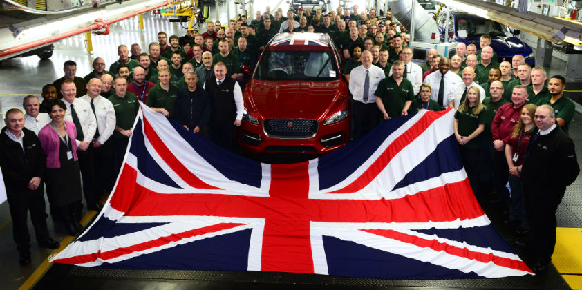Vehicle production in UK sees a sharp decline amid fears of 'No-deal' Brexit