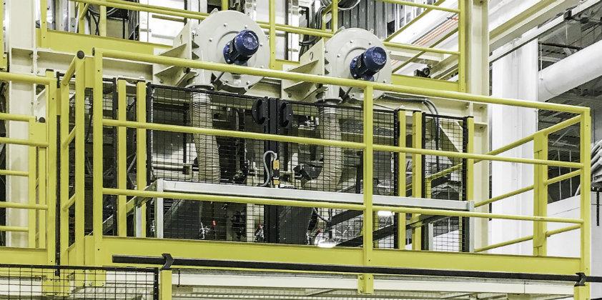 Autoneum optimises production process for inner dashes and floor insulators