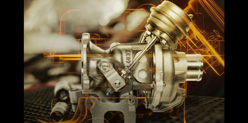 Continental adds Turbochargers for Ford engines to its aftermarket range