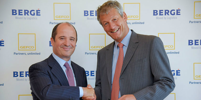 GEFCO and BERGE create Spain's leading finished-vehicle logistics provider