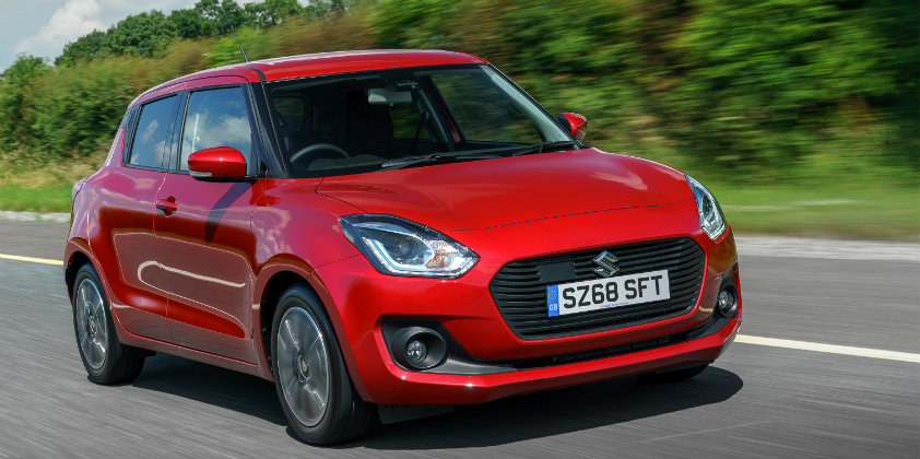 Suzuki Swift receives the Indian Car of the Year 2019 award