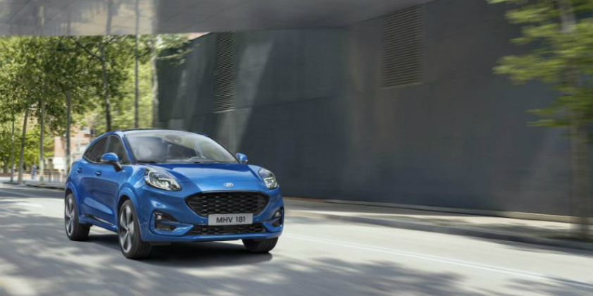 Ford reveals the UK pricing of the Puma mild-hybrids