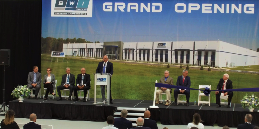 BWI Group opens first US production facility