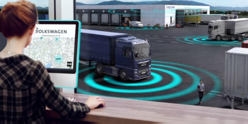 RIO digitalises Volkswagen Group Logistics