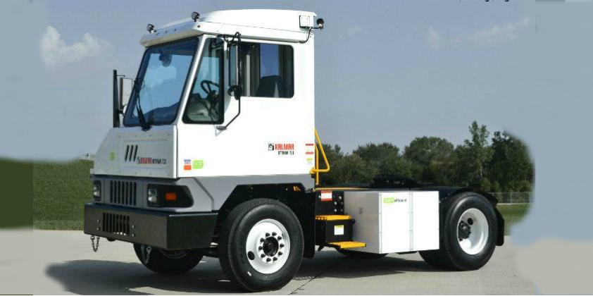 Penske Truck Leasing adds electric terminal tractor to its EV fleet
