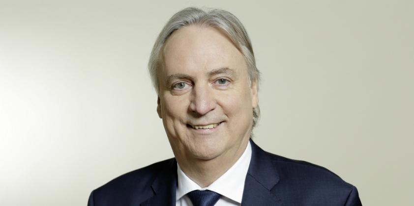 Schaeffler Chief Technology Officer Prof. Dr.-Ing. Peter Gutzmer to retire