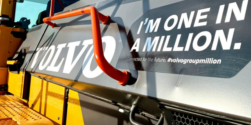 Volvo Group passes one million connected customer assets