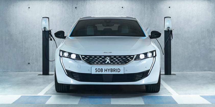 Peugeot reveals specifications of the Plug-In Hybrid Electric 508 HYBRID and 508 SW HYBRID