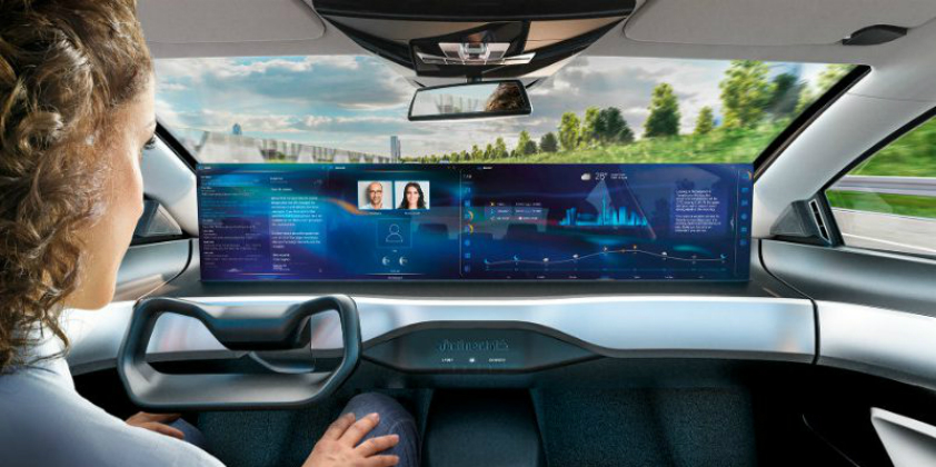 Continental to present a high-performance platform for the vehicle cockpit of tomorrow