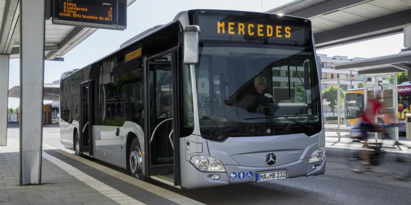 Mercedes Benz is supplying 130 Citaro hybrid to city of Bucharest