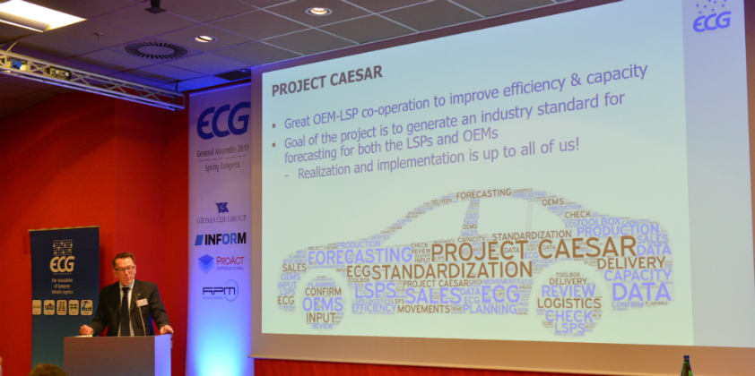 ECG urges European industry standard for forecasting and volume planning