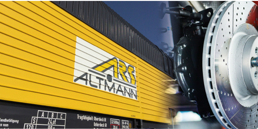 ARS Altmann AG and ICL introduce RoRo to the Silk Road