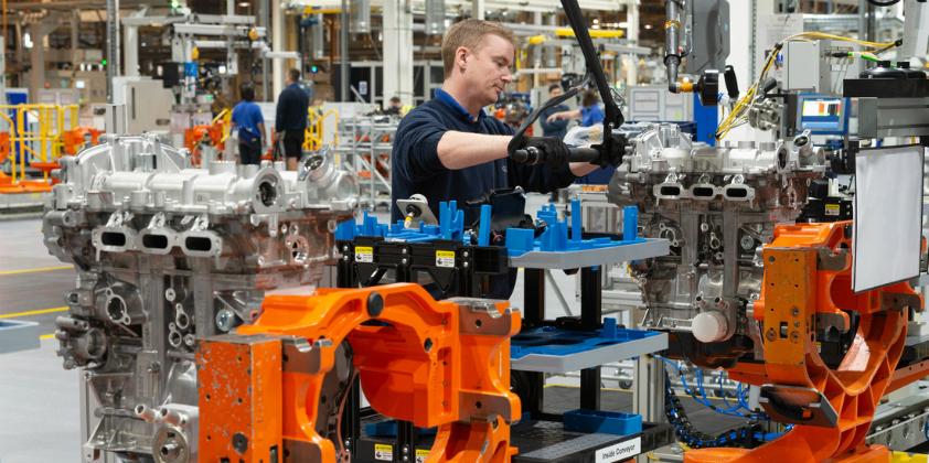 Ford confirms consultation on closure of UK Bridgend Engine plant