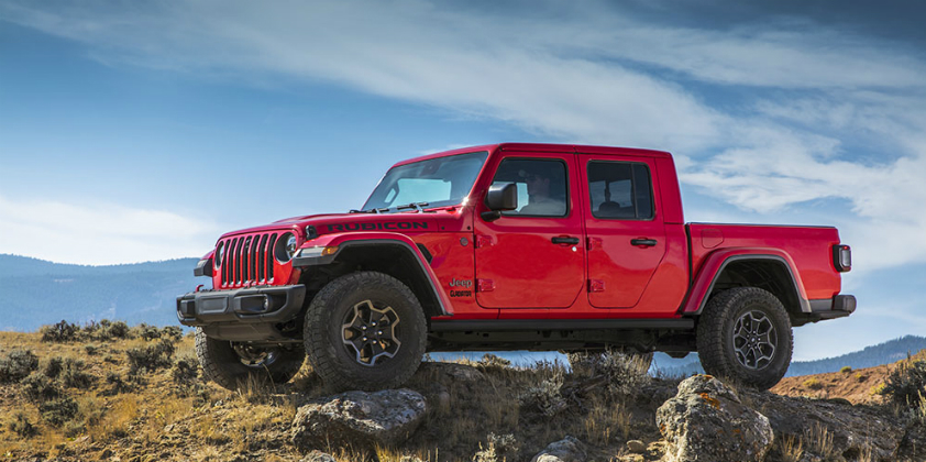 Falken Tires selected as OE fitment on 2020 Jeep Gladiator