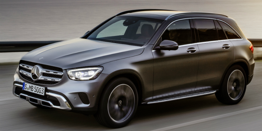 Mercedes-Benz GLC: SUV and Coupé: new edition of two successful models