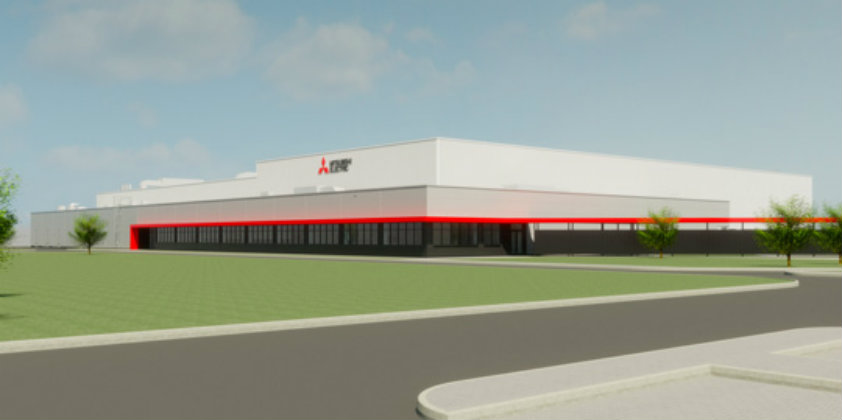 Mitsubishi Electric to construct new plant in Czech Republic