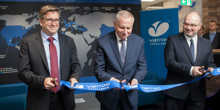 Varroc Lighting Systems opens new R&D centre in Poland