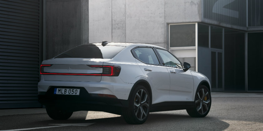 Zenuity to power Polestar 2's ADAS features