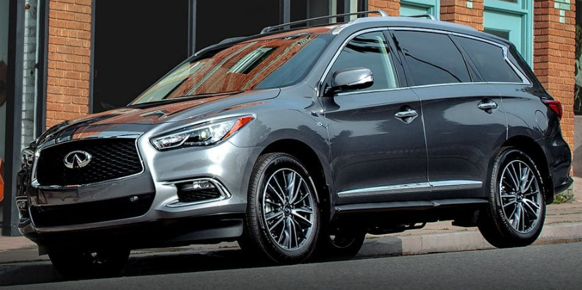 Infiniti QX60 earns safety award with improved headlights