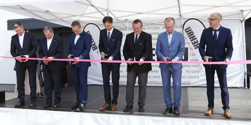 Rehau expands plant in Jevíčko, Czech Republic