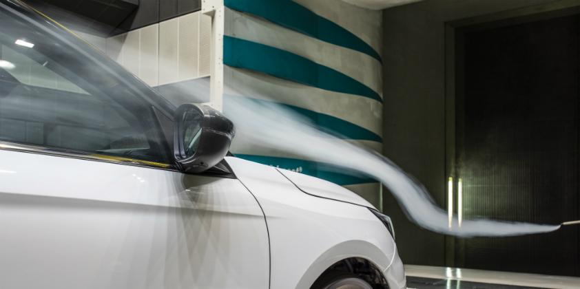 New Vauxhall Corsa aerodynamics are best in class