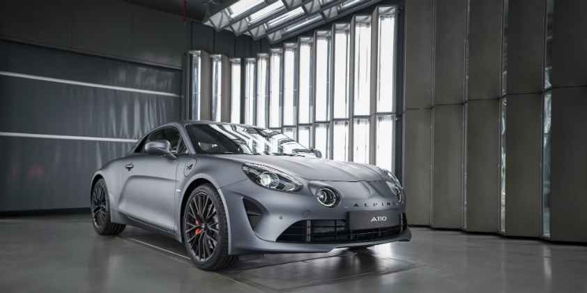 Alpine announces pricing and specifications of A110S