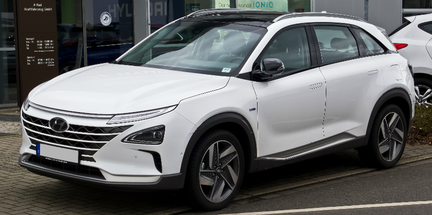 Hyundai Nexo hydrogen fuel cell vehicle wins TOP SAFETY PICK+ award
