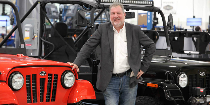 Mahindra Automotive North America evaluating Michigan site for new plant