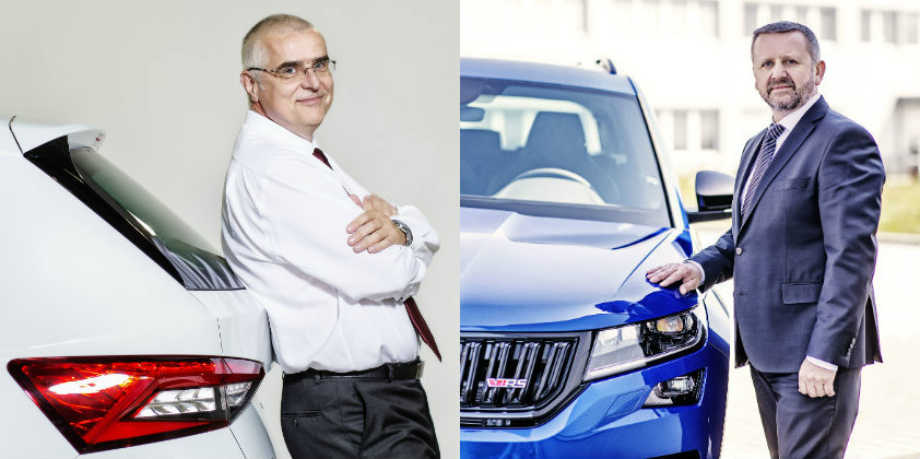 Škoda's Jiří Černý to run SAIC Volkswagen's production plant in Ningbo