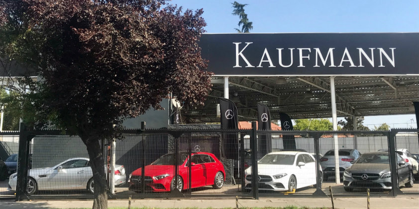 Chilean Mercedes-Benz importer Kaufmann uses INFORM's SyncroTESS to optimise vehicle logistics