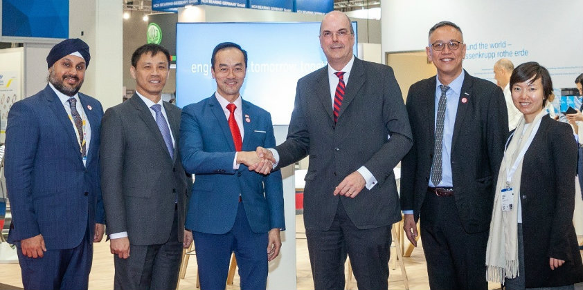 thyssenkrupp to establish Additive Manufacturing TechCentre Hub in Singapore